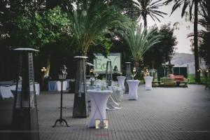 Jardín de Verano en cóctel