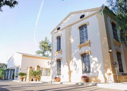 Casa-Palacete de Hacienda del Álamo